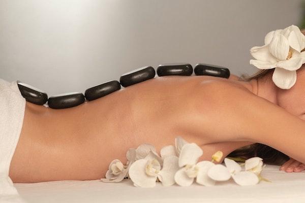 Heilsteine Meier   Hot Stone Massage